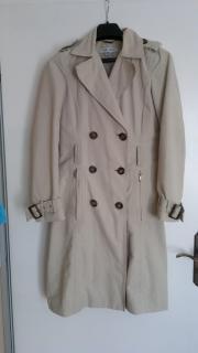 Trenchcoat/Mantel von
