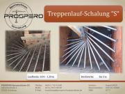 Treppenlauf-Schalung / Schalung