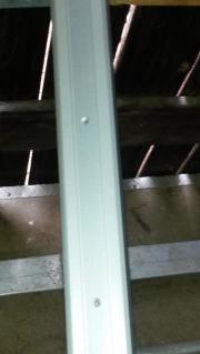 Treppenprofil alu eloxiert 50x30 neu