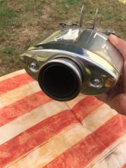 Triumph Daytona 657