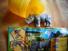 Spielzeug, Überraschungseier- Figuren - Überraschungseier Figuren 3 Stück kpl