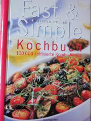 Ungewöhnliches Kochbuch Fast and Simple