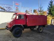 Unimog S404 / Verkauf