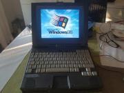 Uralt PC Notebook