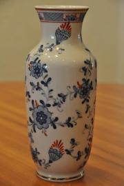 Vase echt Kobalt 1762 DDR