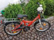Verkauf Fahrrad Puky