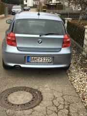Verkaufe BMW 118D,