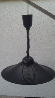 Verkaufe gebrauchte ausziehbare Küchendeckenlampe
