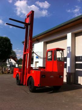 Geräte, Maschinen - Verkaufe gut gebrauchte Gabelstapler Diesel
