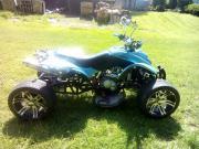 Verkaufe Quad 250ccm