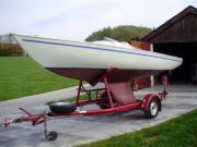 Verkaufe Segelboot YNGLIMG