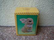 Verkaufe süßes Osterhäschen aus Keramik