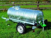 Verkaufe Wasserfässer und Container und