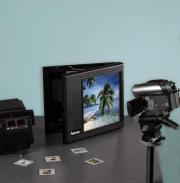 Videotransferer - Tageslicht Bildschirm