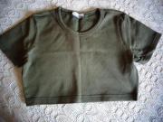 Vintage - Crop Top Kurz - Shirt