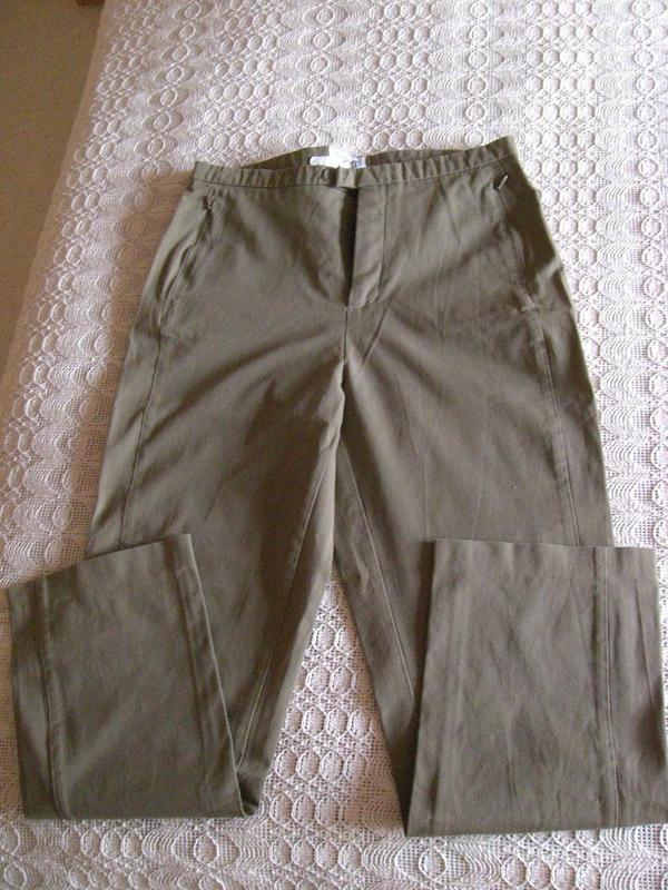 Vintage - Damenbekleidung Hose Esprit braun