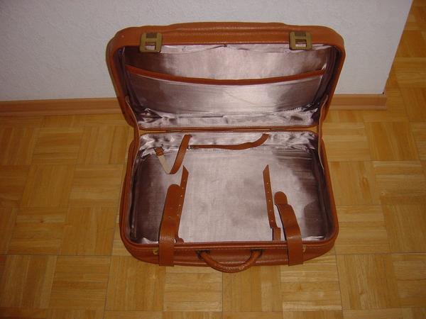 leder koffer gebraucht kaufen nur 3 st bis 70 g nstiger. Black Bedroom Furniture Sets. Home Design Ideas