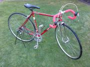 Vintage Rennrad Basso
