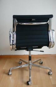 Bürostuhl eames  Vitra Alu Chair EA 117 Bürostuhl mit Armlehnen Designer Charles ...