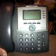 Voice over IP Telefon
