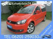 Volkswagen Caddy Kombi Maxi Soccer