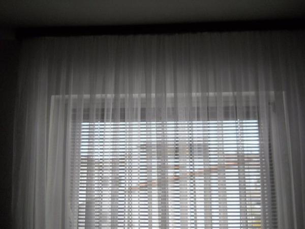 Vorhang Gardine Fenster Stor In Darmstadt Gardinen Jalousien