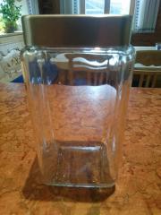 Vorratsglas Glasgefäß Glasbehälter mit Deckel