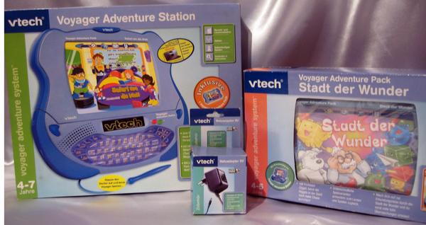 vtech Voyager Adventure » Sonstige Konsolen & Spiele
