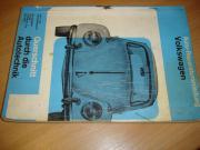 VW Reparaturanleitung 1960