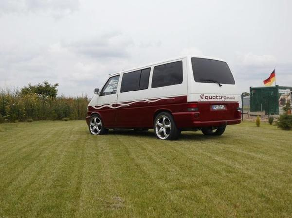 vw t4 multivan 2 5 tdi syncro spezial edition in geusa. Black Bedroom Furniture Sets. Home Design Ideas
