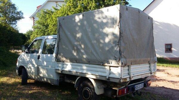 vw transporter pritschenwagen gebraucht kaufen bei autos post. Black Bedroom Furniture Sets. Home Design Ideas