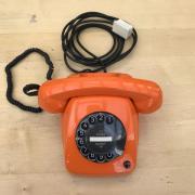 Wählscheibentelefon, Deutsche Bundespost,