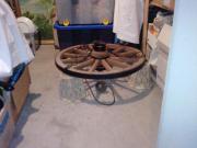 Wagenradlampe