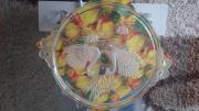 Walther Glas Tortenplatte