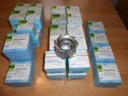 Walzenstirnfräser - Einzelverkauf - 50x36x22
