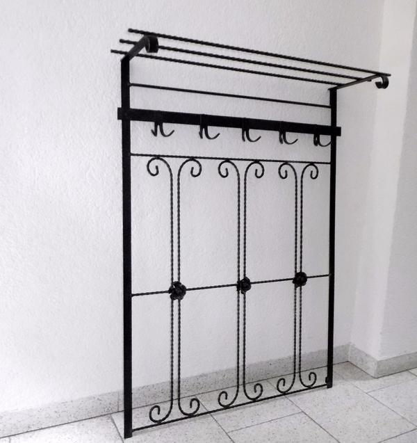 schmiedeeisen garderobe neu und gebraucht kaufen bei. Black Bedroom Furniture Sets. Home Design Ideas