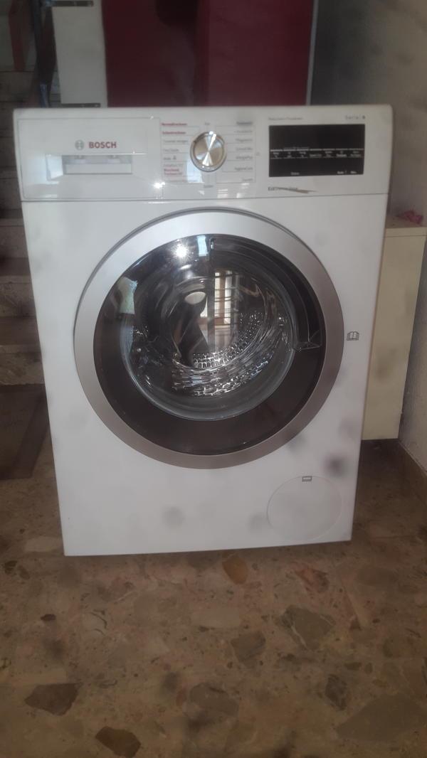 waschmaschine 8kg trockner 2in1bosch in hohenems waschmaschinen kaufen und verkaufen ber. Black Bedroom Furniture Sets. Home Design Ideas