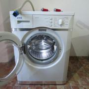 Waschmaschine aus Ferienwohnung