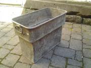 Wasserschiff aus Kupfer