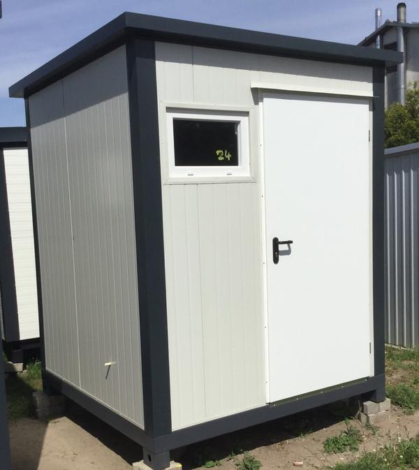 wc container sanit rcontainer mobile toilette. Black Bedroom Furniture Sets. Home Design Ideas