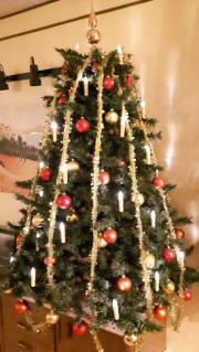 Weihnachtsbaum (künstlich) 140