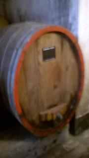 Weinfässer Zweimal 600l
