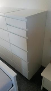 malm kommode in stuttgart haushalt m bel gebraucht und neu kaufen. Black Bedroom Furniture Sets. Home Design Ideas