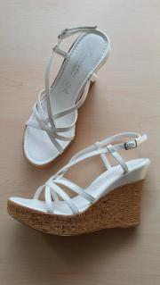 Weiße Schuhe gr 39