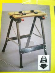 Werk- und Spanntisch Powerfix originalverpackt