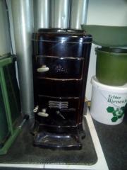 Werkstatt Ofen beistell