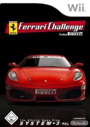 Wii: Ferrari Challenge -