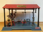 WILESCO - Dampfmaschine mit