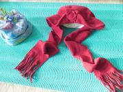 Winter Mädchen edel Hut Schal