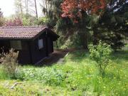Wochendhaus, Garten, Freizeitgrundstück